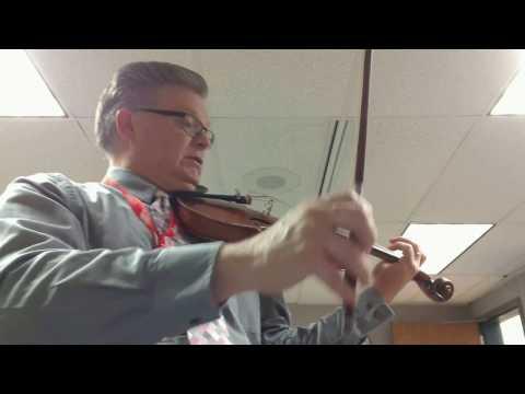 Valse Caprice by J.Frederick Muller viola solo