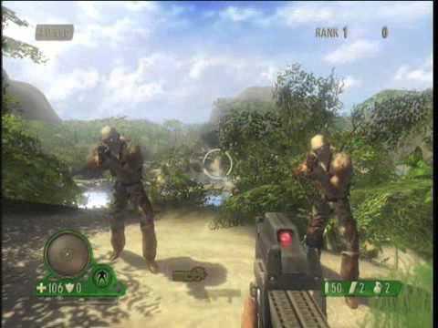 Far Cry Instincts Multiplayer Predator Youtube