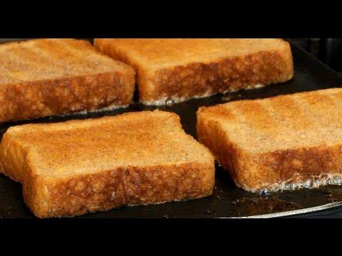 Easy Cinnamon French Toast