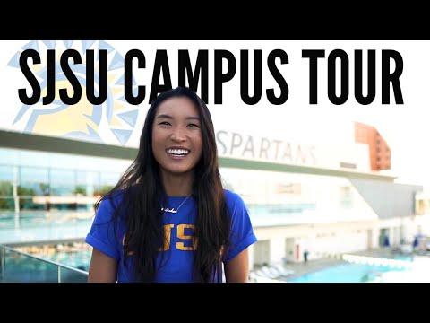 SJSU Campus Tour 2019