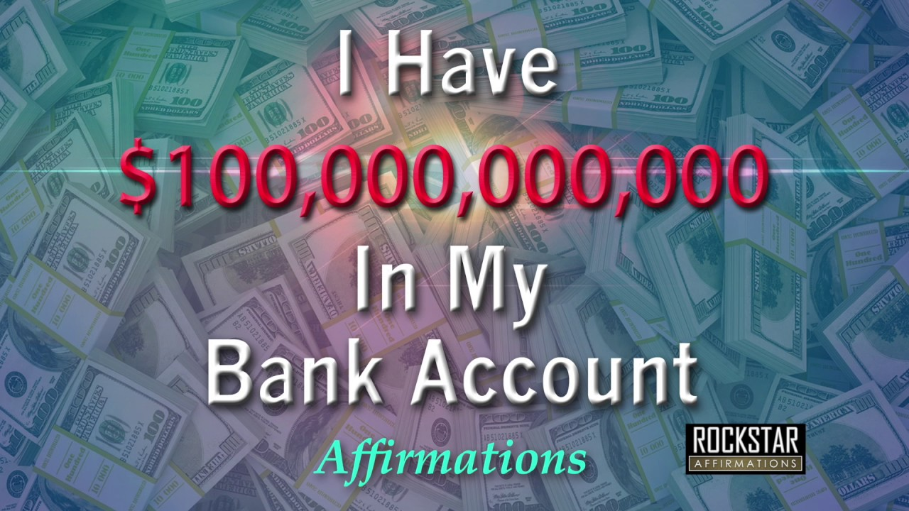 100 Amp Disconnect >> I Have 100 Billion Dollars in My Bank Account - Super ...