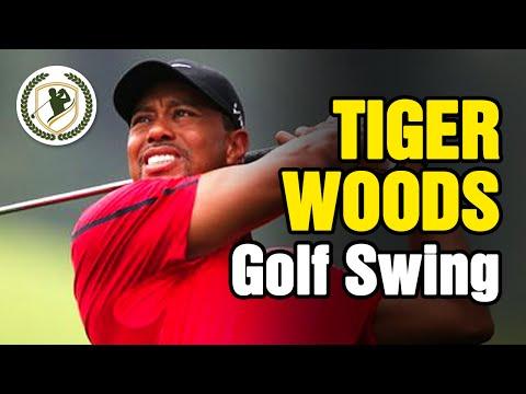 TIGER WOODS SWING – SLOW MOTION PRO GOLF SWING ANALYSIS