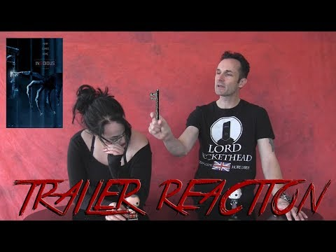 Insidious The Last Key TV Spot Reaction