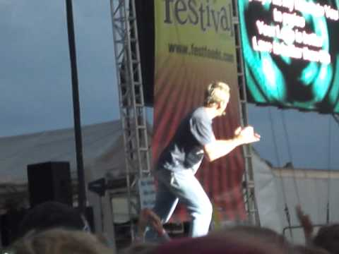 Worship at Lifest 2011 with Peder Edie
