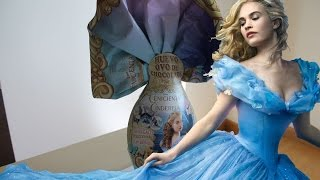 Official Disney Cinderella Movie Easter Egg
