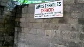 Baños Termales de Chancos 1