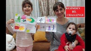 resİmden bİl challenge elİf Çİzdİ lera İle yariŞtik eĞlencelİ Çocuk vİdeosu