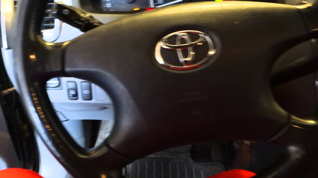 How to find engine error fault codes in Toyota cars