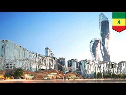 Senegal bangun kota futuristik senilai $2 miliar - TomoNews