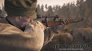 Обзор онлайн игры Heroes and Generals. Гайды, видео, скачать