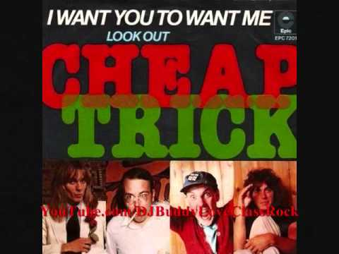 i want you to want me live cheap trick 1978 youtube. Black Bedroom Furniture Sets. Home Design Ideas