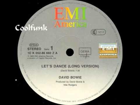 David Bowie - Let's Dance (12