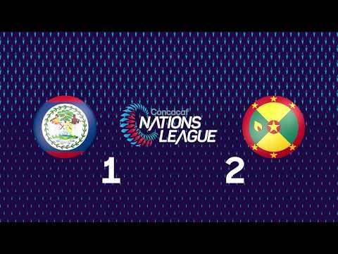 #CNationsLeague | Belize Vs Grenada [Day 4, September 8]