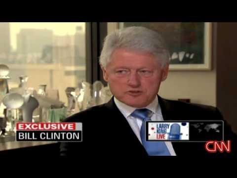 Bill Clinton Compares Single-Payer, Universal Health Care Vs. Free Market, Private Health Coverage