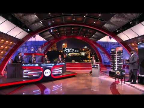 Rising Stars Challenge draft on Inside the NBA on TNT