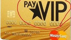 توضيح حول بطاقة PayVIP