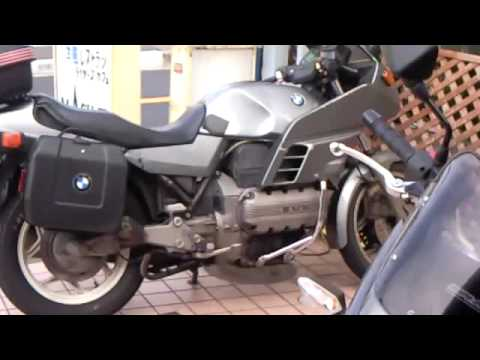 bmw k100rs bayerische motoren werke ag youtube. Black Bedroom Furniture Sets. Home Design Ideas