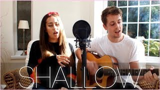 Shallow (A Star is Born) Lady Gaga & Bradley Cooper | Duet Acoustic Cover | By Cheska