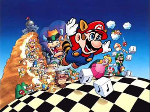 Techno Trance - Super Mario (Techno Remix)