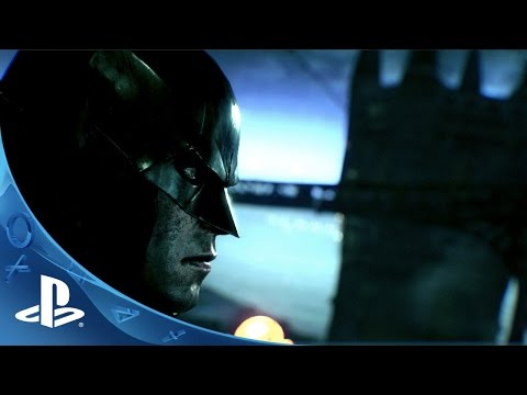 Batman: Arkham Knight - Gotham Is Mine Trailer |  PS4