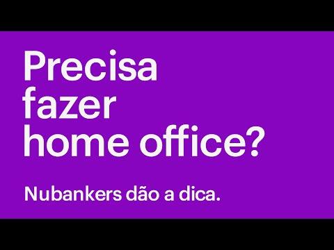 Precisa fazer home office? Nubankers dão a dica