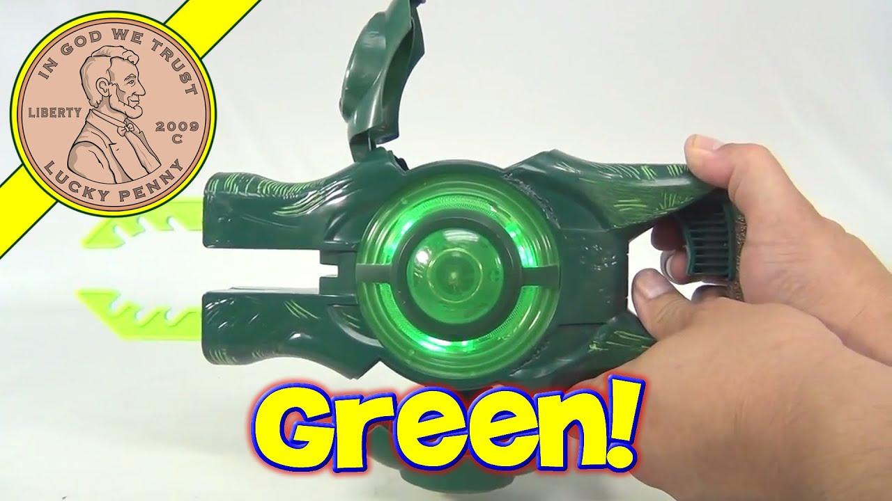Green Lantern Ring Green Lantern Launcher...