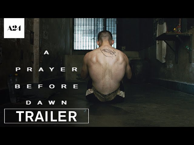 Film review: 'A Prayer Before Dawn' is a violent and brutal