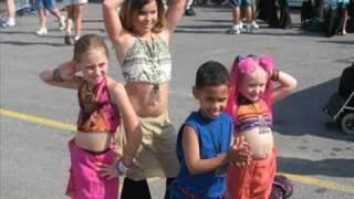 Ella  Rose, Belly dance diva