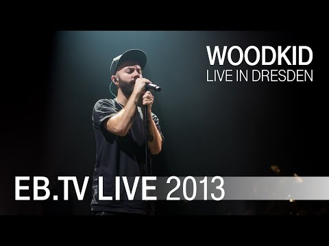 Woodkid live in Dresden (2013)
