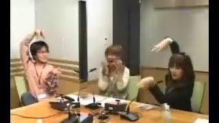 鷲崎健と喜多村英梨&井口裕香(えりゆか) 鷲崎&喜多村は虎と龍のよう...