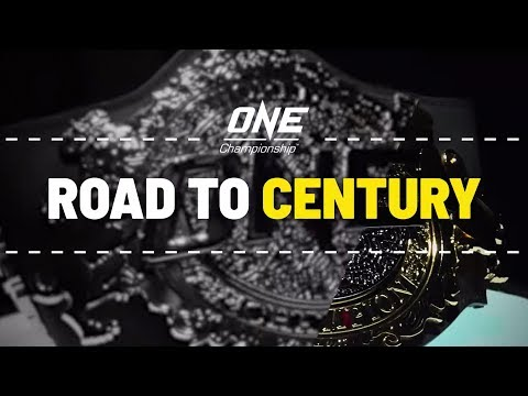 Road To ONE: CENTURY | Countdown To Four World Title Bouts | Part 1