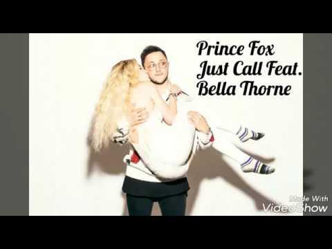 Prince Fox - Just Call Feat. Bella Thorne (Lyrics)