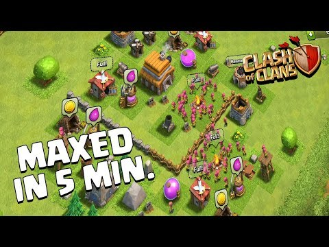 MY SECRET TH5! Clash Of Clans