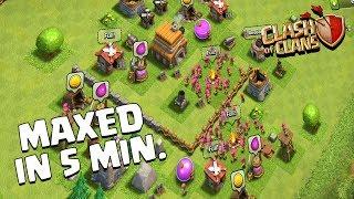 MY SECRET TH5! Clash of Clans