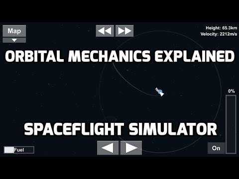 Orbital Mechanics Explained - SpaceFlight Simulator