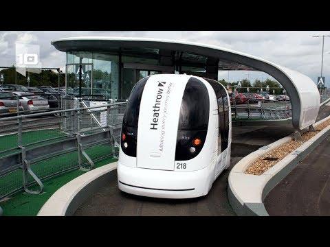10 Tecnologías Avanzadas De Transporte