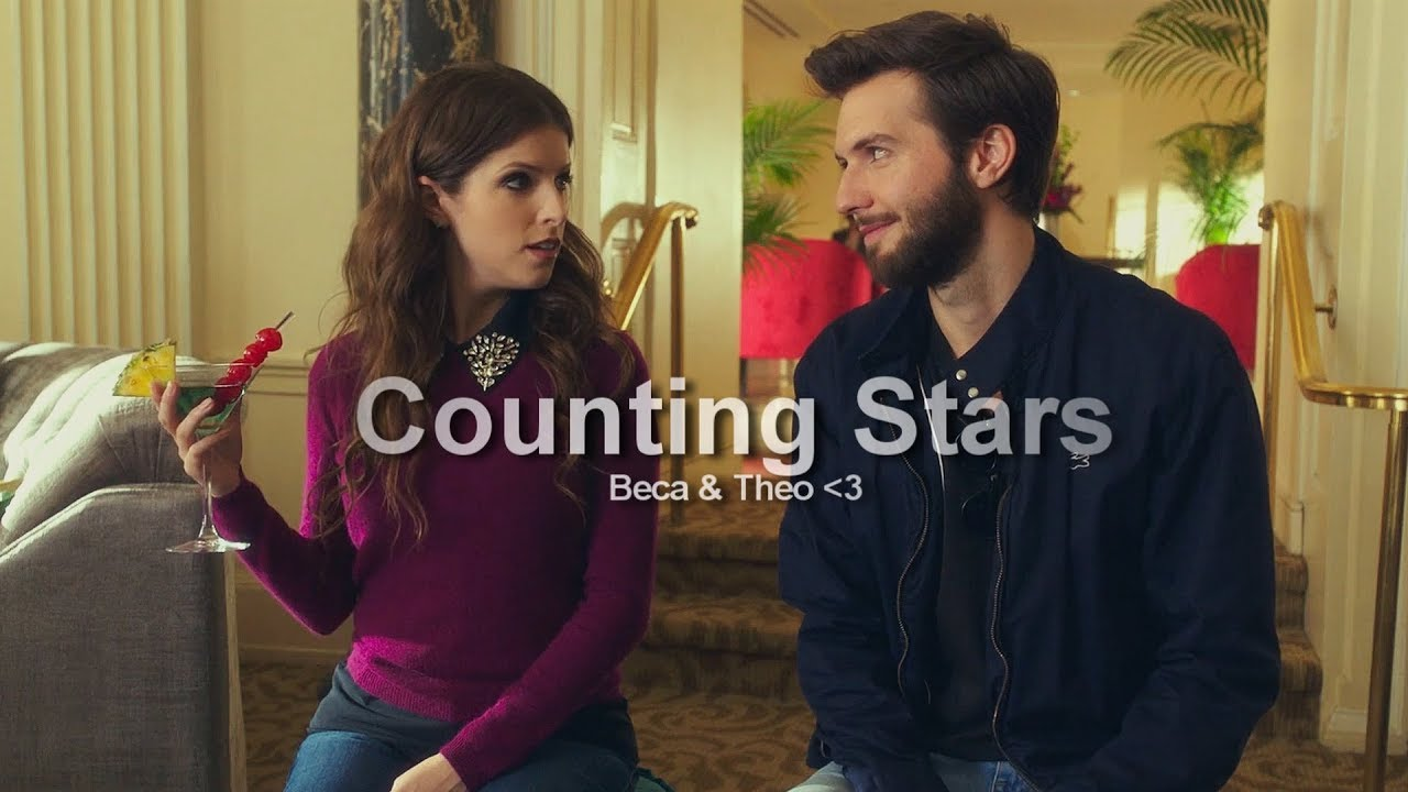 Beca & Theo || Counting Stars - YouTube