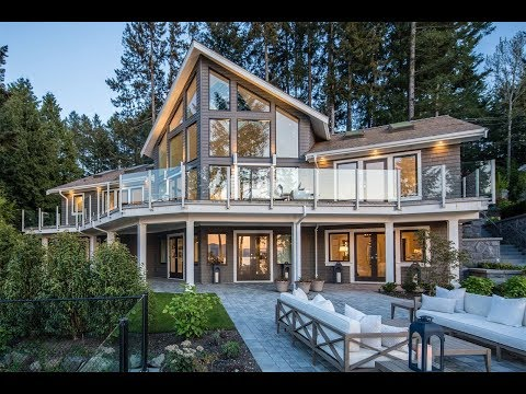 Modern Oceanfront Estate In British Columbia, Canada | Sotheby's International Realty