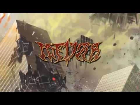 INFITAR  - THE HEDONISM (OFFICIAL LYRICS VIDEO) [TRACK PREMIERE] [LIMITED BLASTING PRODUCTION]
