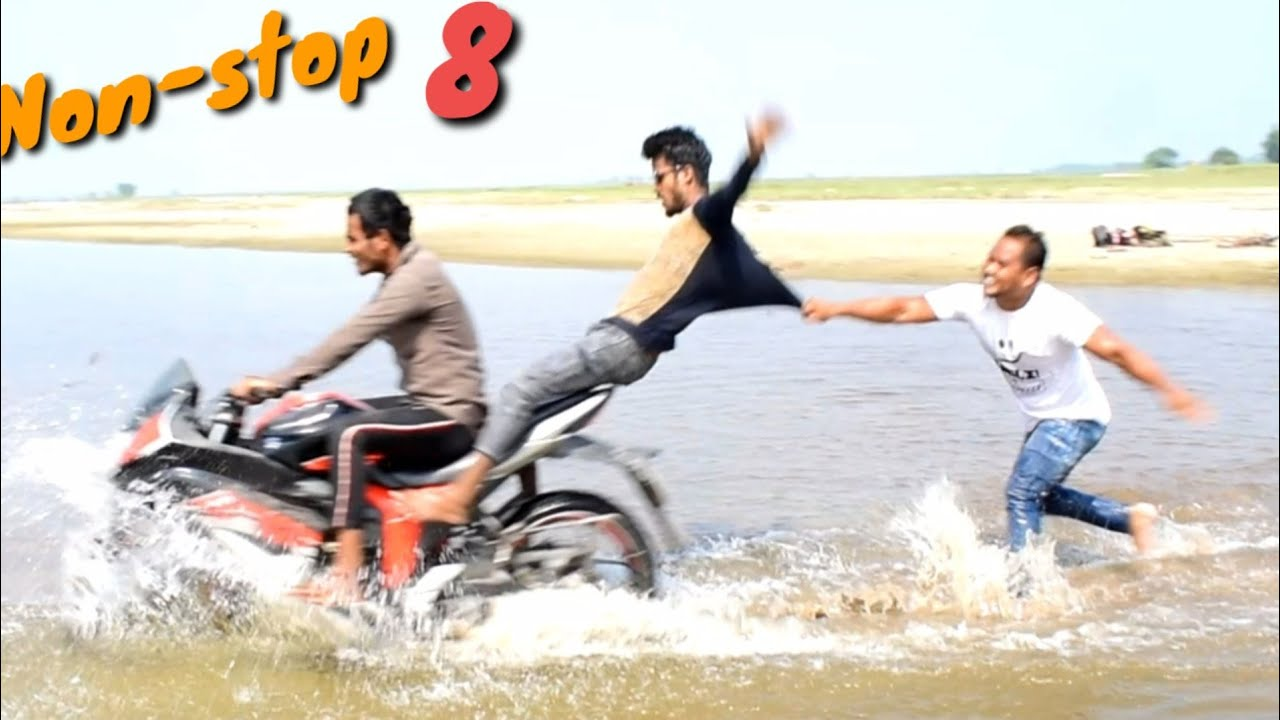 Download Must Watch Funny 😂😂 Video 2020 Comedy Non-Stop Video 2020 try to not lough By Bindas fun bd