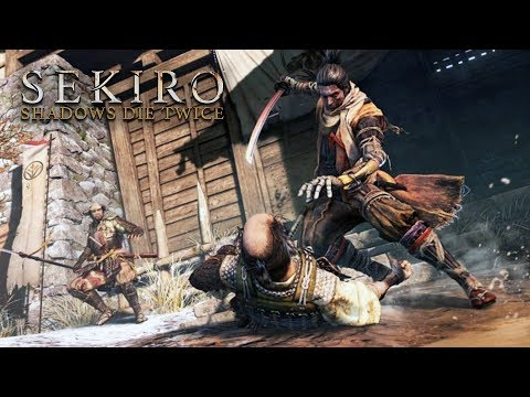 Sekiro: Shadows Die Twice – Official Launch Trailer – REACTION!!!