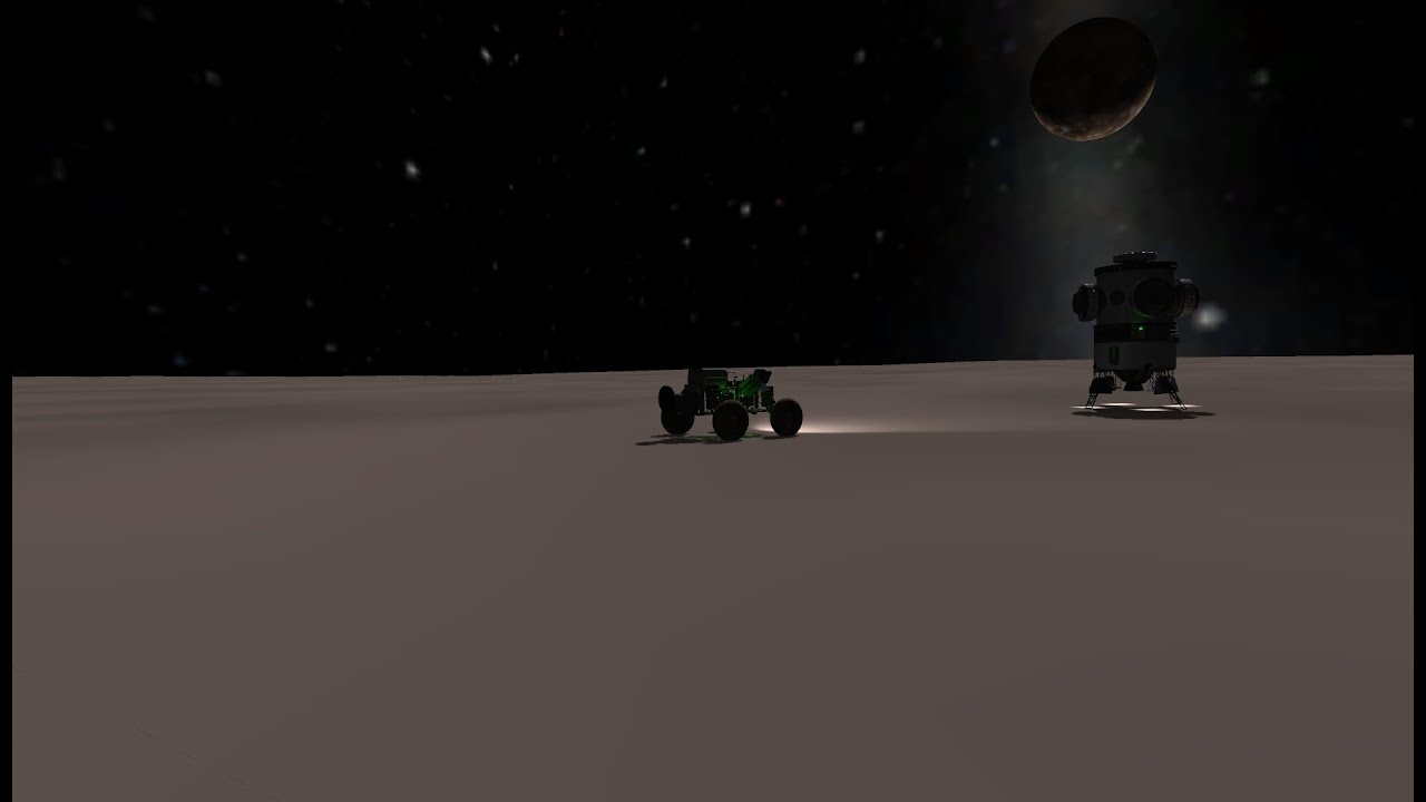 pluto rover -#main