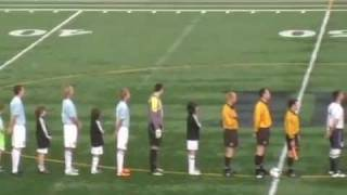 Repeat youtube video Portland Phoenix vs. New Hampshire Phantoms. PDL 2011