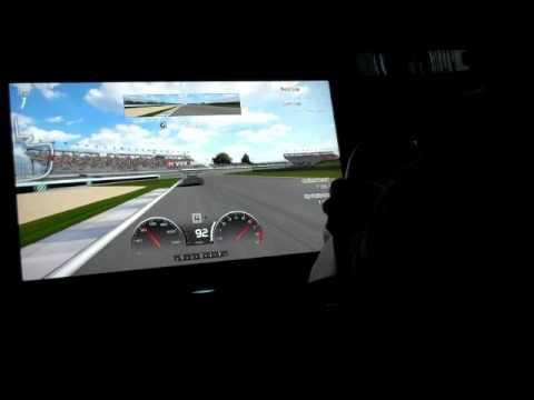 VVVGamer.com explore the GT Academy Demo