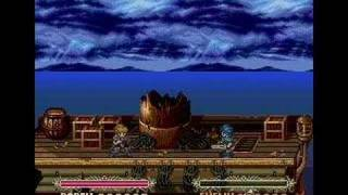 Legend of Xanadu II Boss Fight 1