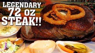 Saylers Famous 72oz Steak Challenge in Portland, Oregon!!