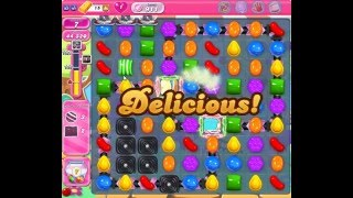 Candy Crush Saga Level 911 No Boosters 2 Stars