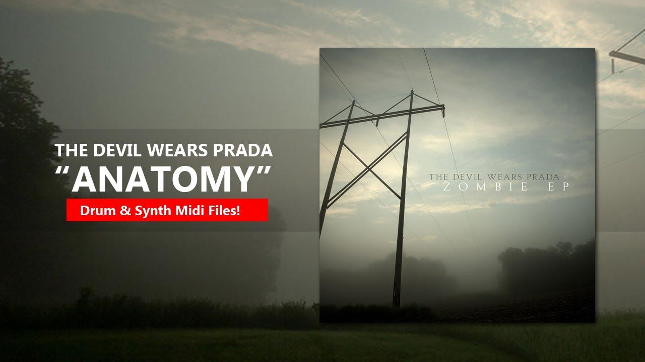 The Devil Wears Prada - Anatomy Drum & Synth Midi Files! FREE! - YouTube