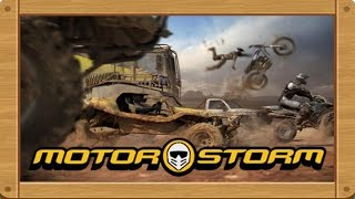 Motorstorm (PS3) with Brandon - Video Game Teacher
