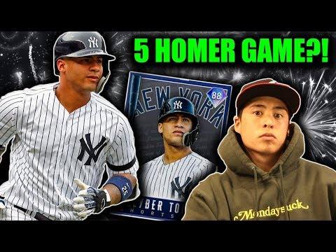 MOST RUNS Ever Scored On LEGEND?! FIVE HOMER GAME?! MLB The Show 20 Diamond Dynasty